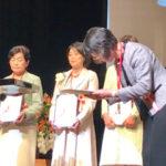 中谷加代子:2019年4月18日ソロプチミスト ルビー賞 受賞